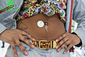Miss. Chiara Belly Ring